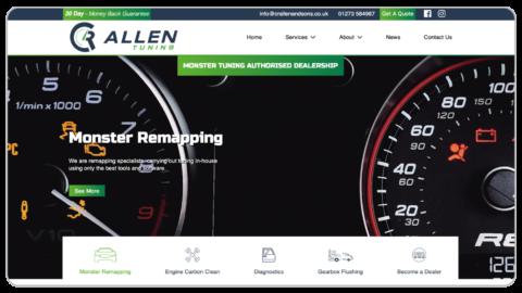 CR Allen Tuning