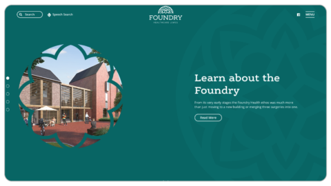 Foundry Healthcare Lewes