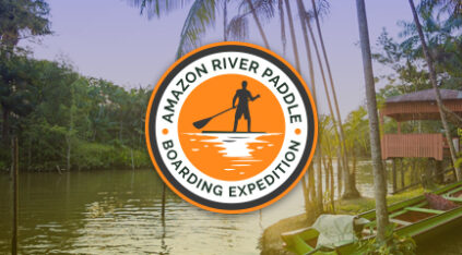 Amazon River Paddle Boarding Expedition